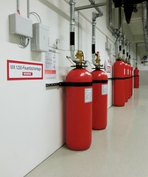 Picture of Halocarbon extinguishing systems
