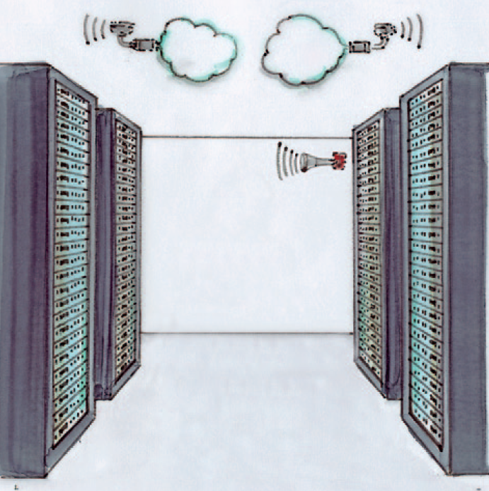 Sound attenuation as a solution against hard disk disturbances