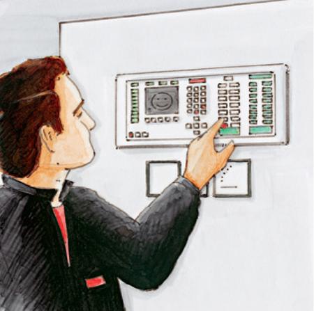 Lösung mittels elektrischen Monitoringsund des MonitoringPlus.