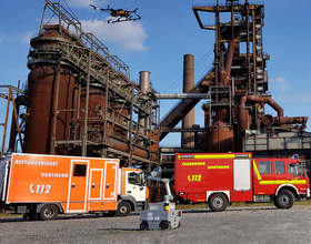 Project Partner of the German Rescue Robotics Center