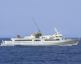 Brandschutz für umweltfreundliche LNG-Schiffe