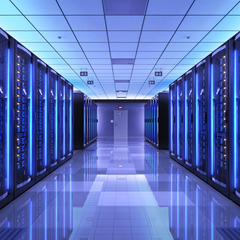 Image of Data Center