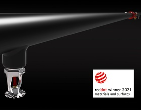 Fendium mit Red Dot Award