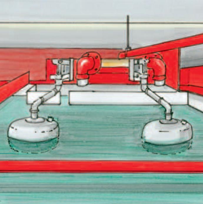Figure Solution Corrosion damage