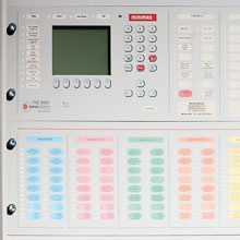 FMZ 5000 re detection and extinguishing control panel