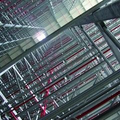 High rack storage