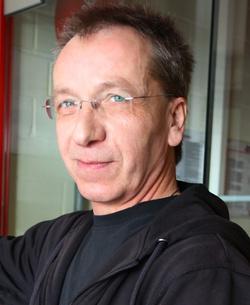 Photo of Siegfried, a BMA service technician