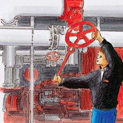 Illustration Scope of service Firefighting