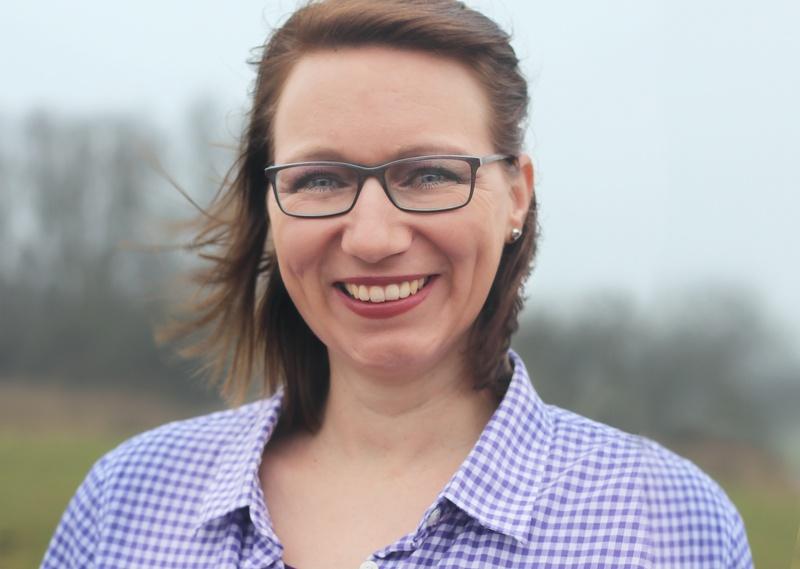 Foto einer LeiterinApprovals namens Franziska