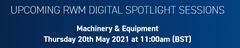 RWM digital spotlight sessions