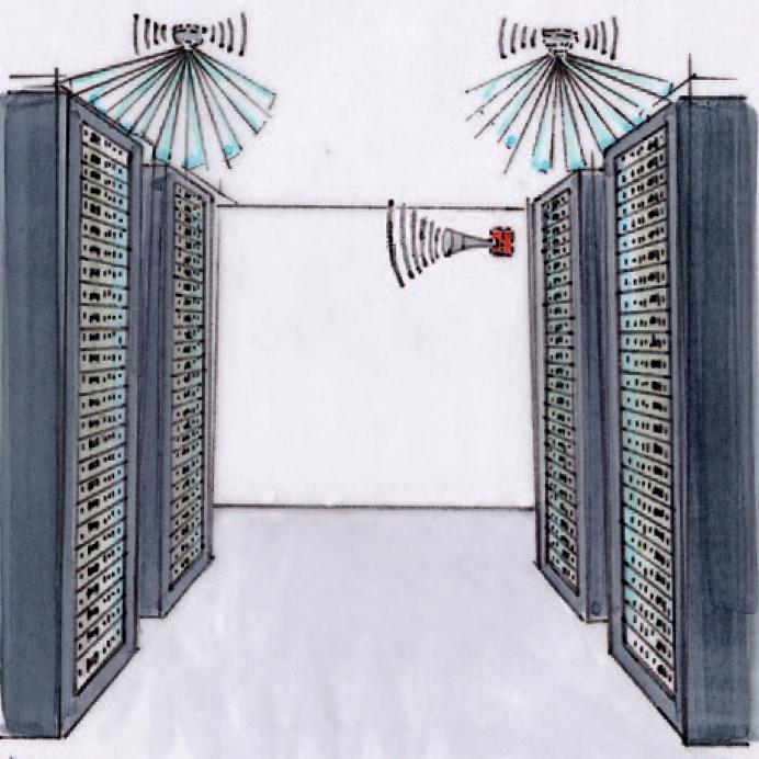 Festplattenstörungen durch Schalldämpfung als Problem