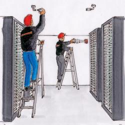 Scope of service sound attenuation