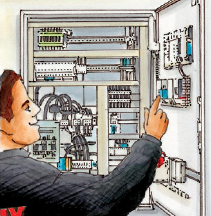 Leistungsumfang Sprinklerpumpen-Schaltschranks