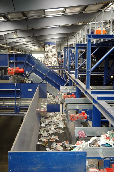 Mechanical conveyor systems