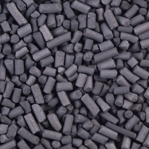 Carbon granulate filled containers realize the separation of the oxygen